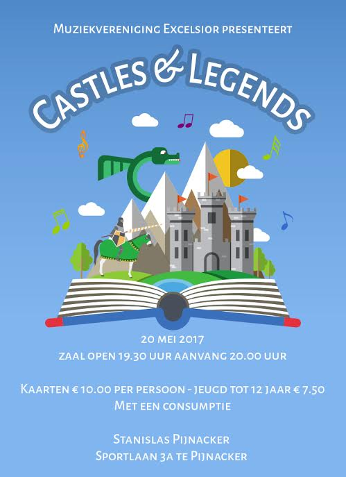 Castles and Legends